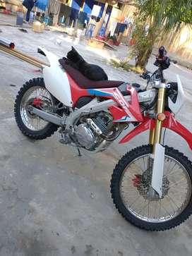 Motocross cdf200
