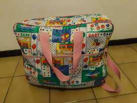 Vendo bolso maternal