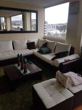 Rento habitacion en departamento compartito