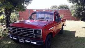 Vendo o permuto. Ford f100. Mod 85. O permuto por auto de mi interes.