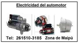 Electricidad del automotor