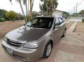 Cambio auto Chevrolet Optra del 2006 en óptimas condiciones