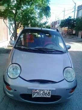 Vendo auto chery QQ año 2010