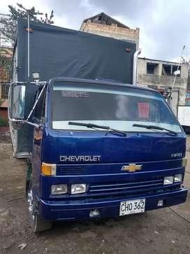 Chevrolet NPR furgón diesel