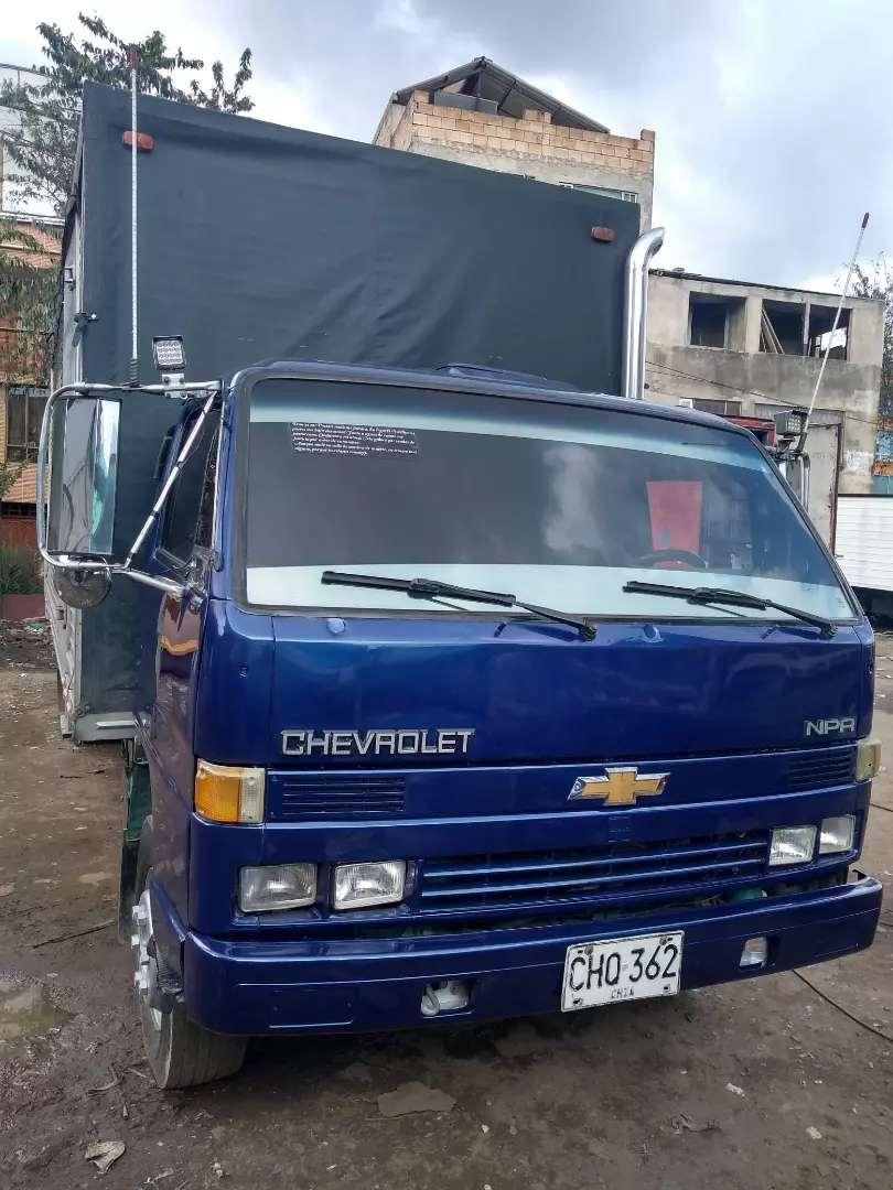 Chevrolet NPR furgón diesel 0