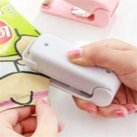 Sellador de bolsas portatil
