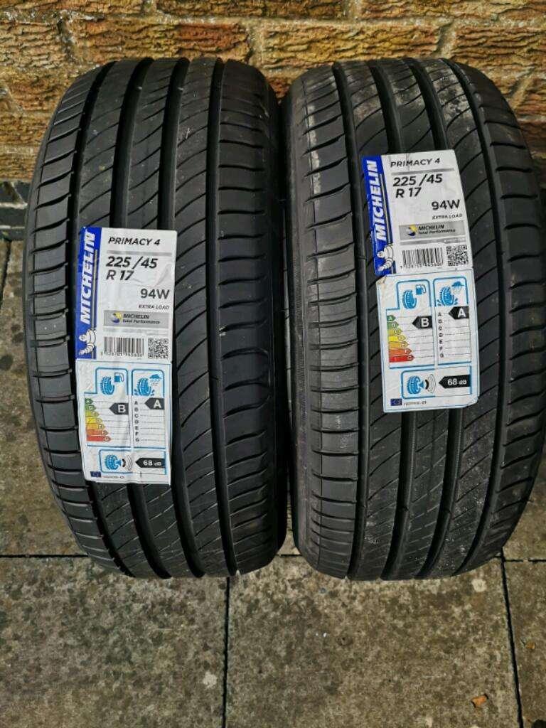 Michelin Primacy 4 225/45/17 0