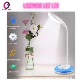 Lámpara de escritorio luz led
