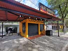 Se vende CASA Local en el municipio de supia caldas, con 2 rentas, papeles al día.