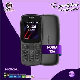 Nokia 106 *NUEVO*