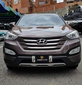 Hyundai Santa Fe 2.4 TA 7Pas 4x4 2014
