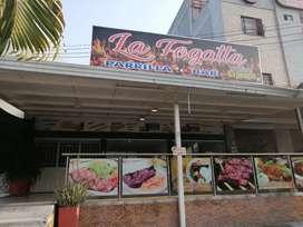Se vende Mobiliario restaurante