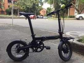 Se vende bicicleta eléctrica usada 1 semana!!!