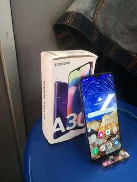 Samsung a30s de 128gb usado