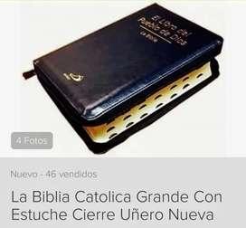 Ventas de Biblia católica