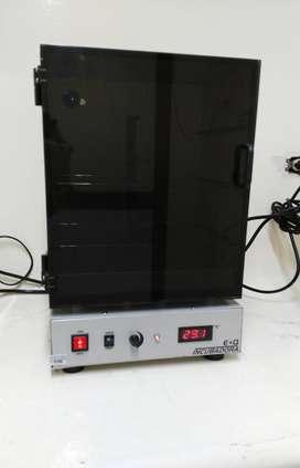 Incubadora electrica programable Laboratorio