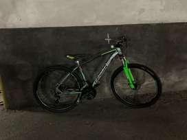 Bicicleta Mountain Bike SanMar Rodado 29 Talle S/M