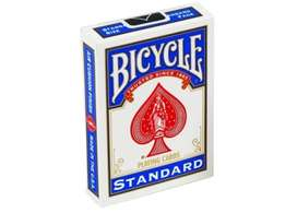 Baraja de Cartas Bicycle Standard Cardistry Magia Poker