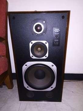 Bafles TEAC SX 550