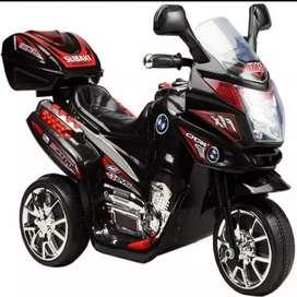 Motocarro electrica para niños