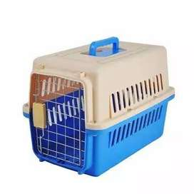 Kennel Jaula Caja Transporte Perros Gato