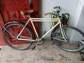 Bicicleta Clásica o antigua
