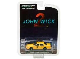 2008 Ford Crown Victoria Taxi De Nueva York City John Wick