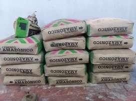 Venta Cemento Amazonico