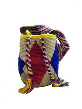 Mochilas Wayuu hechas 100% a mano
