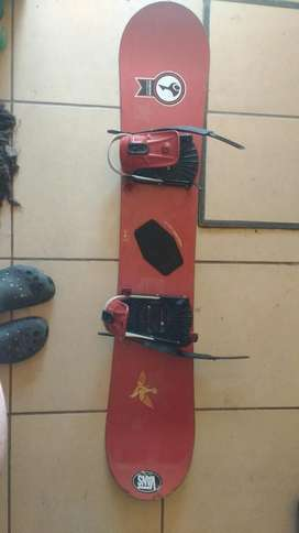 Tabla de Wakeboard Custom Burton 49