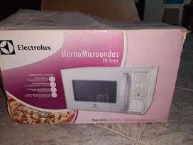 Horno microondas electrolux