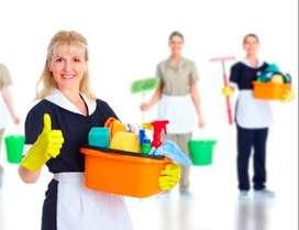 servicio de aseo limpieza oficios domesticos
