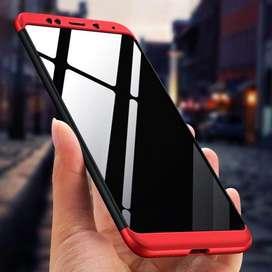 Carcasa 360 Xiaomi Redmi 5 Plus Protector 3 En 1 Anti-shock