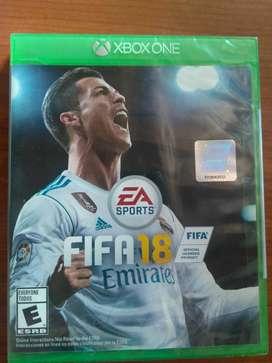 FIFA 18 PARA XBOX ONE