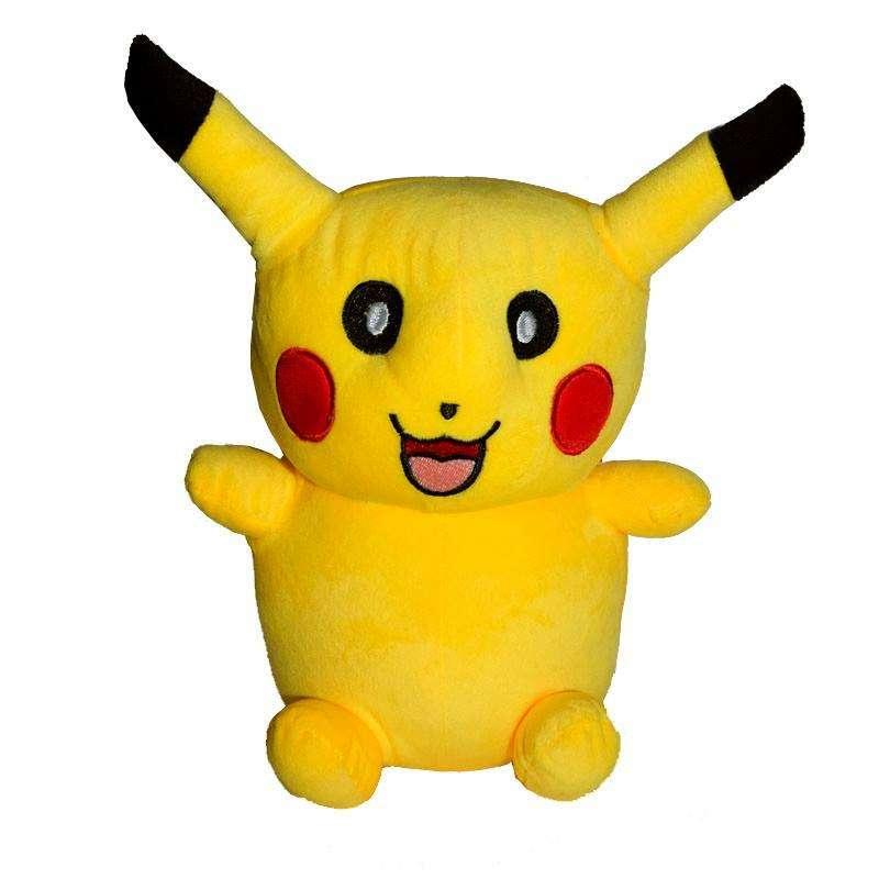 Peluche Pikachu antialergico 29 cm altura 0