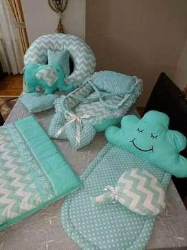 Cobertores ,nidos  Moisés  para bebes