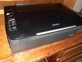 Impresora Epson Stylus TX105 (Repuestos)