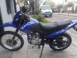 Vendo corven 250 triax