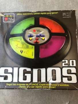 Juego de mesa Signos 2.0