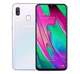 Samsung A40 (64GB) (4GB RAM)