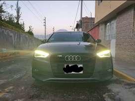 Audi a3 sline 1.8T tope de seriela versión