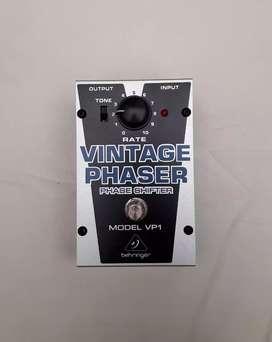 Pedal Guitarra Vintage Phaser Vp1 Behringer