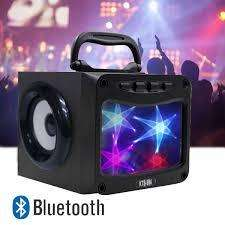 Parlante Bluetooth Karaoke Led, Usb, Micro Sd, Fm, Kts994 Altavoz