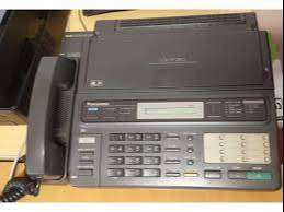 TELEFONO FAX, GRABADORA FUNCIONA BIEN