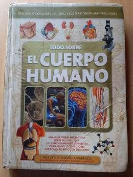Libro de El cuerpo Humano