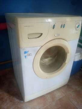 Lavarropa Funcionando