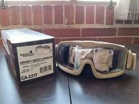 Gafas de protección para paintball NUEVAS de Lancer Tactical