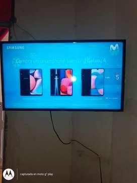 Vendo Smart TV 40 pulgadas.. único dueño