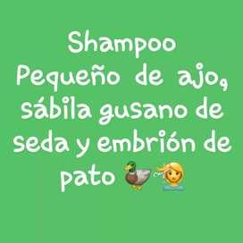 Sampoo para tu cuidado de cabello