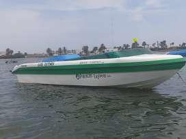 Embarcación Turística en Venta